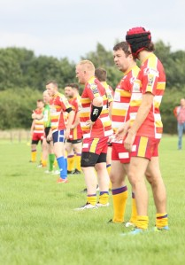 Mancunians line up for kick off