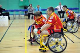 dragons wheelchair rugby