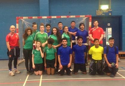 Junior Handball