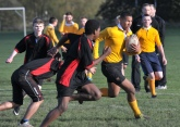 Mancunians' U16 Rugby squad return to training this week.
